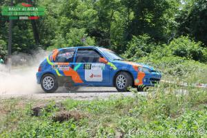 11° Rally di Alba - PS4 Roddino - Christian Bellini