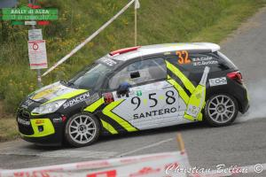 11° Rally di Alba - PS7 Igliano - Christian Bellini