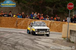"15° RallyLegend - ""PS11 The Legend"" - Andrea Soncin"