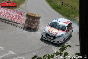"29° Rally del Tartufo - PS4 ""San Vito"" - Christian Bellini"