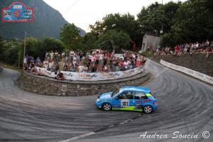 53° Rally Valli Ossolane - PS4 Fomarco - Andrea Soncin