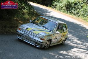 7° Rally Lana Storico - PS7 Campore - Christian Bellini