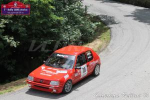 7° Rally Lana Storico - PS9 Campore - Christian Bellini